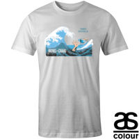 Irons and Craig Coffee Wave Tee Thumbnail
